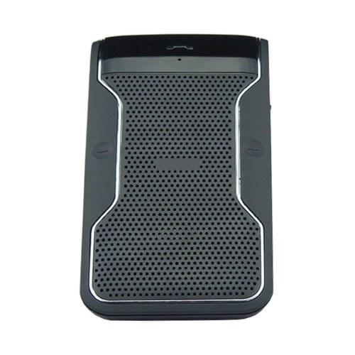 Altofalante sem fio do jogo do carro de HandsFree do BT com o grampo da viseira para o telefone esperto móvel