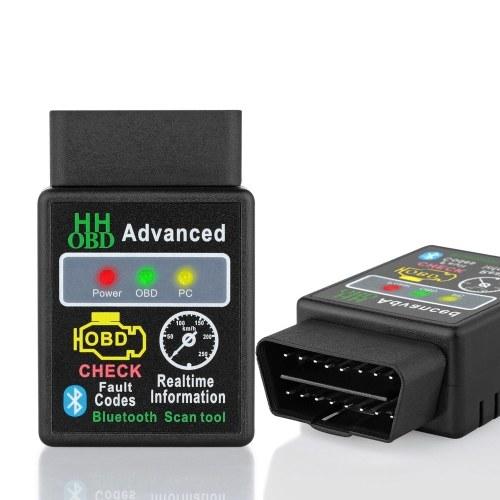 ELM327 V2.1 OBD 2 OBD II Car Auto BT Diagnostic Tool