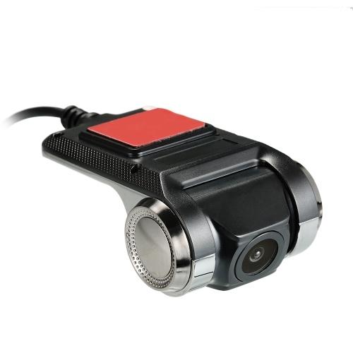 Enregistreur vidéo d'appareil-photo de la voiture DVR de 1080P FHD avec le G-capteur de WiFi ADAS