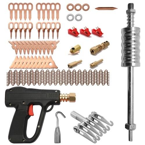 66 Pçs / set Dent Reparador Extrator Kit Ferramentas de Reparação de Carro