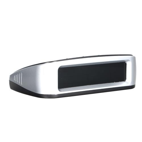 Автомобиль TPMS Давление в шинах Цифровая система мониторинга солнечной энергии Автоматическая система безопасности Давление в шинах Сигнализация ЖК-дисплей с 4 внутренними датчиками фото