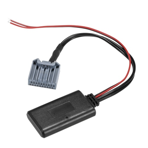 Cable de audio Receptor Adaptador inalámbrico BT 4.0 Receptor auxiliar para Honda Civic 2006-2013 CRV 2008-2013