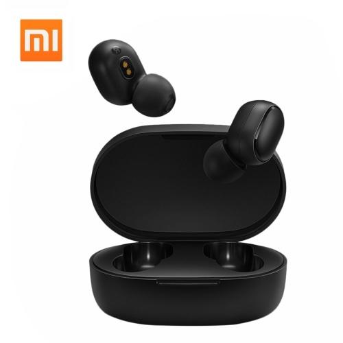 Беспроводное голосовое управление наушниками Xiaomi Redmi Airdots с зарядным устройством (глобальная версия)
