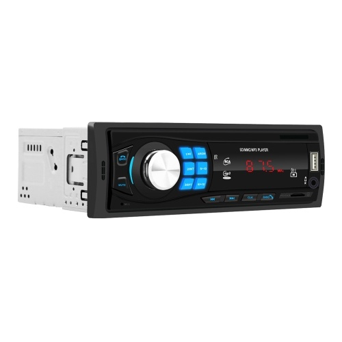 Car Stereo MP3 Player 8013 Hands-free Car Stereo MP3 Player In Dash HeadUnit Bt USB AUX FM Radio Receiver