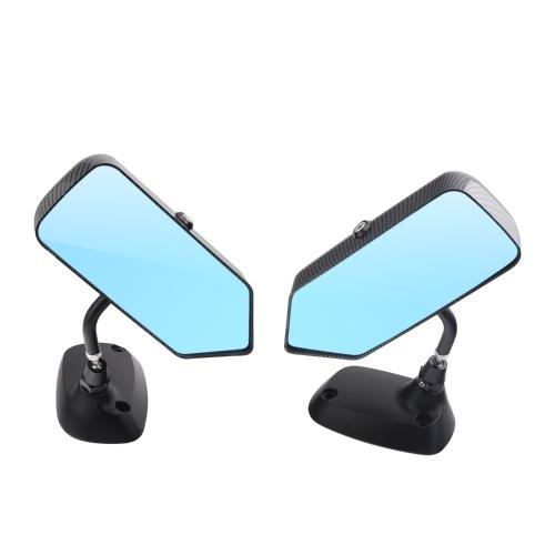 Espejo retrovisor Espejo retrovisor antideslumbrante de fibra de carbono