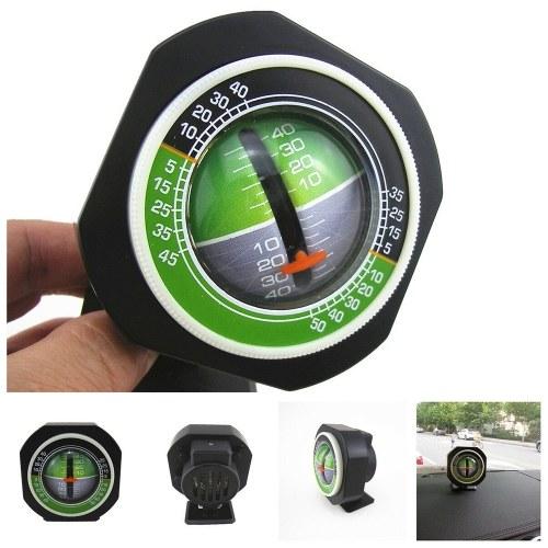 Профессиональный автомобиль, грузовик, индикатор угла наклона, балансир, подсветка, измеритель наклона