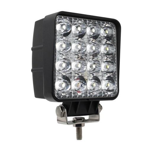 4 Zoll 18W 27W 48W Offroad Auto 4WD LKW Traktor Bootsanhänger 4x4 SUV ATV 24V 12V Spot LED Lichtleiste LED Arbeitslicht