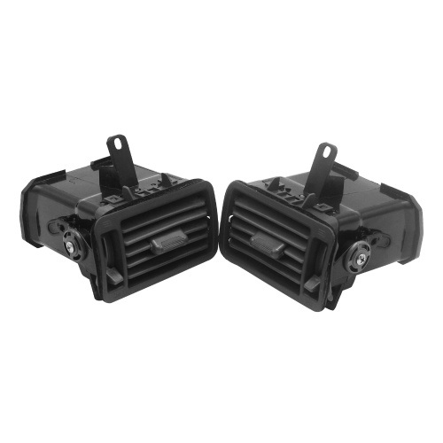 Pair Left Right Panel Dash Air Outlet Vent Replacement for Mitsubishi Pajero V31 V32 V33