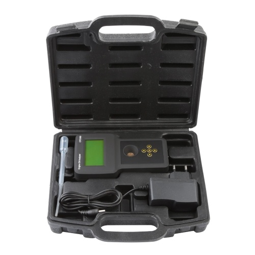 Universal 12V  Engine Oil Quality Analyzer With LED Display Gas Analyzer Car Testing Tools Automoblie Engine Oil Quality Detector