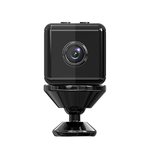 720P X6D Mini WiFi Camera APP Remote Monitor Home Security Camera IR Wireless Camera with Night Vision and Motion Detection for Indoor and Outdoor