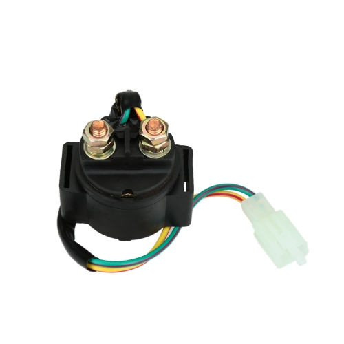 Starter Relay Solenoid 12V Cable For Quad Pit Bike Motor 110cc 125cc