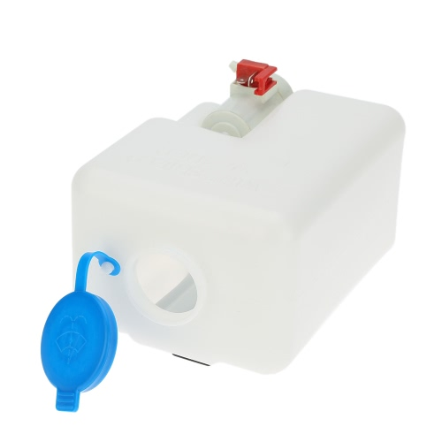 Universal Windscreen Washer Bottle Kit Cleaning Tools 12V Ideal for Classic Cars Boat Marine