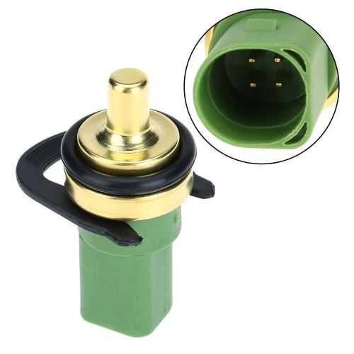 Water Coolant Temperature Gauge Sensor Temp Sender with O-Ring & Clip for VW Bora Golf Passat Beetle 059919501A