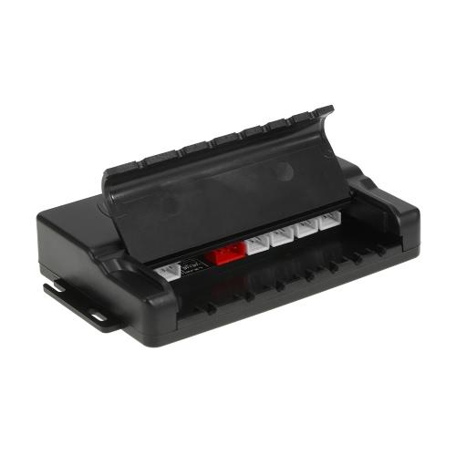 KKmoon voiture automatique Parking 4 capteurs radar Kit radar de recul Système d'alarme
