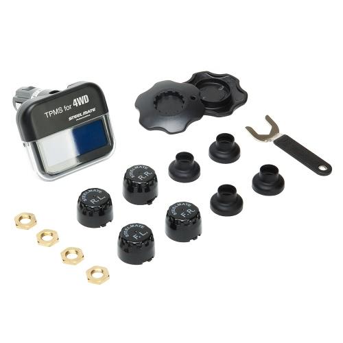 Steelmate TP-03S TPMS Sistema di monitoraggio della pressione dei pneumatici