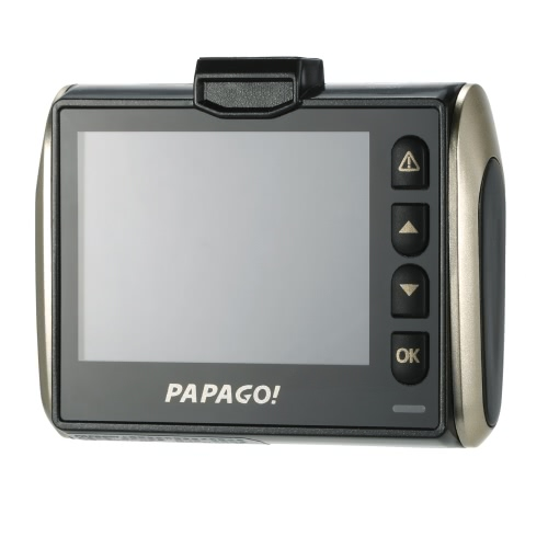 "PAPAGO GoSafe 525 Car DVR A7L 1296P 2.0 ""LCD 155 degré Angle Dash Cam Video Recorder"