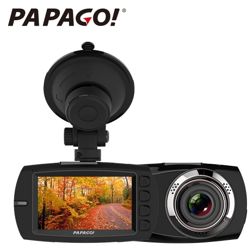 "PAPAGO S99 Car DVR PPG8031 1440P 2,7 ""LCD 178 Degree Angle Dash Cam Video Recorder"