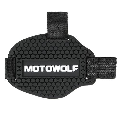 Chaussures de course de moto Chaussures de démarrage Chaussures de course de moto Gilet de protection de protection amovible