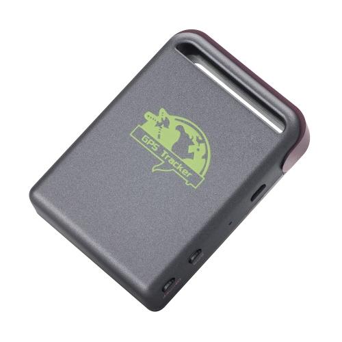 TK102B Автомобильный GPS GSM GPRS Tracker Устройство отслеживания в реальном времени
