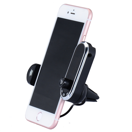 Multi BT Car Kit Phone Holder Handfree Calling FM Transmitter con caricatore USB