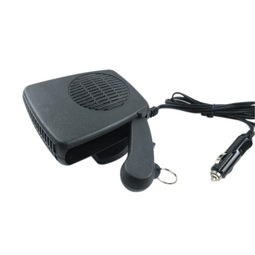 Auto Car Heater Car parabrisas Defroster Demister 2 en 1 Calefacción Cooling Fan 12V 150W