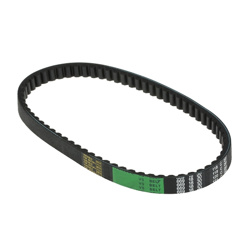 Black Drive Belt 669 18 30 for GY6 49CC 50CC Scooter QMB/QMA 139 4 Stroke Engine