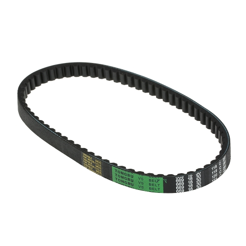 Black Drive Belt 669 18 30 para GY6 49CC 50CC Scooter QMB / QMA 139 4 Stroke Engine