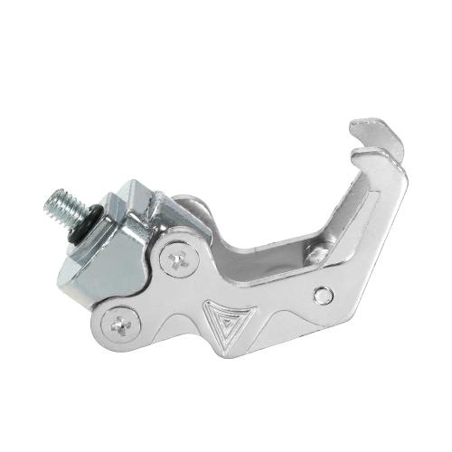 Durable 6mm Screw Aluminum Motorbike Decorate Hanger CNC Hook
