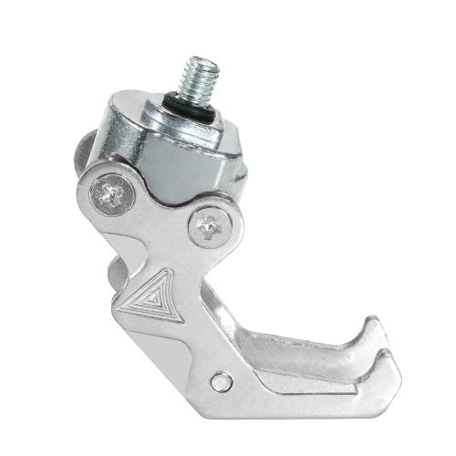 Moto en aluminium durable de vis de 6mm décorer le crochet de commande numérique par ordinateur de cintre