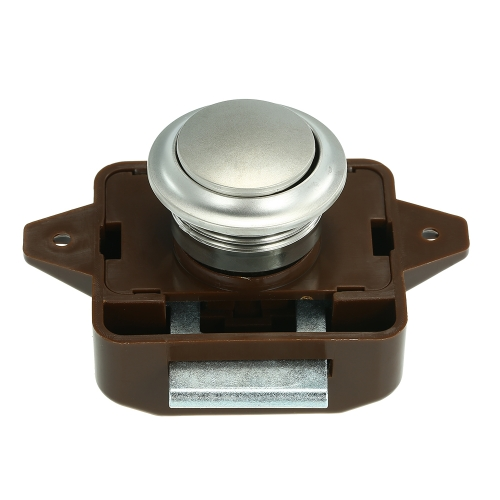 Большой кнопочный замок задвижки Модель P02-BN