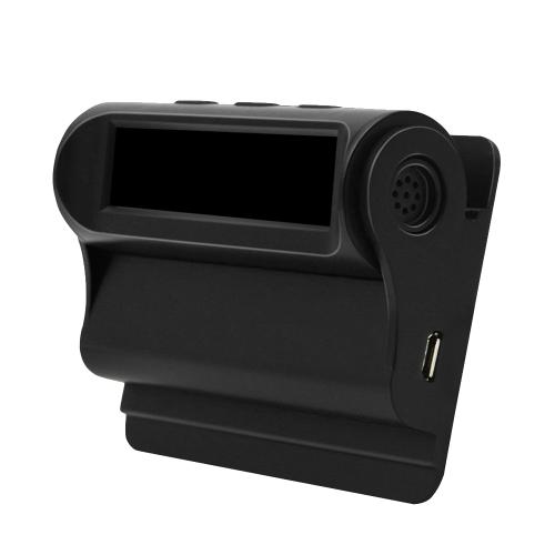 Junsun TM101.NT Sistema de monitoreo de presión de neumáticos del coche TPMS Sistema de alarma automático de carga solar de visualización digital LCD con sensor incorporado