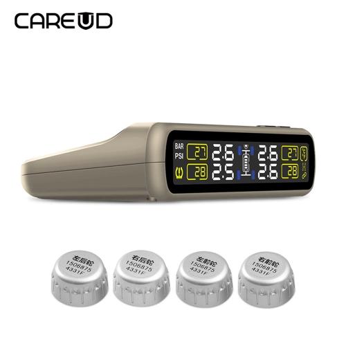 Careud Sensor Solar tpms Солнечная система контроля давления в шинах Внешний датчик солнечной энергии tpms Солнечная энергия tpms