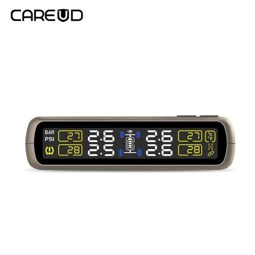 Careud استشعار خارجي للطاقة الشمسية Tpms