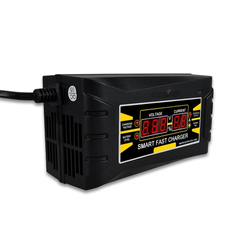 Full Automatic Car Battery Charger US Plug