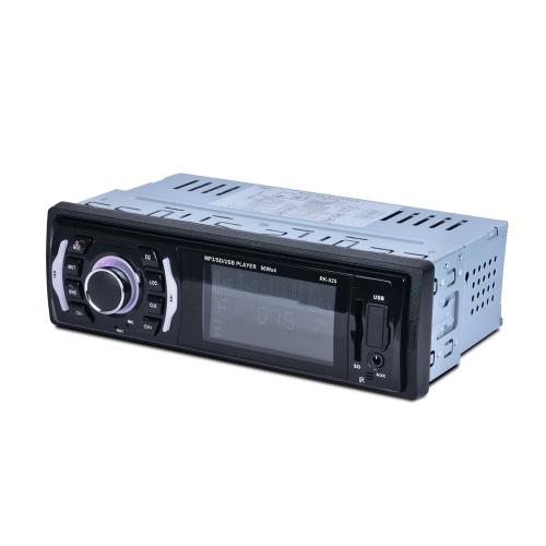 7 Cores Backlight Painel Fixo Carro MP3 Player BT Rádio FM DC12V USB AUX SD 32 GB