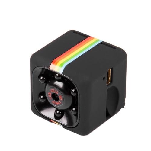 Quelima SQ11 كاميرا مصغرة 1080P عالية الوضوح للرؤية الليلية كاميرا فيديو