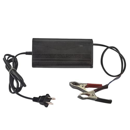 Carregador de bateria automático completo 100V / 240V do carro ao carregamento rápido esperto do poder de 12V 5A