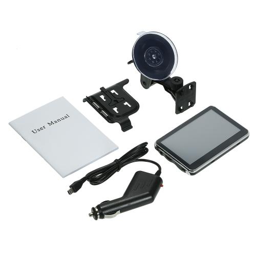 4.3-inch Car GPS Navigation