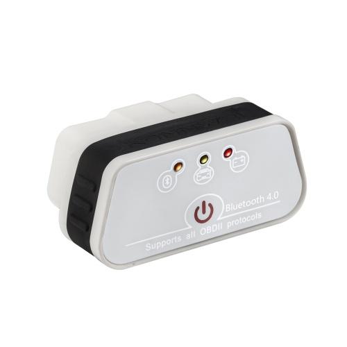 Scanner KONNWEI KW901 OBD2 BT 4.0 IOS Strumento diagnostico per rivelatori di guasti