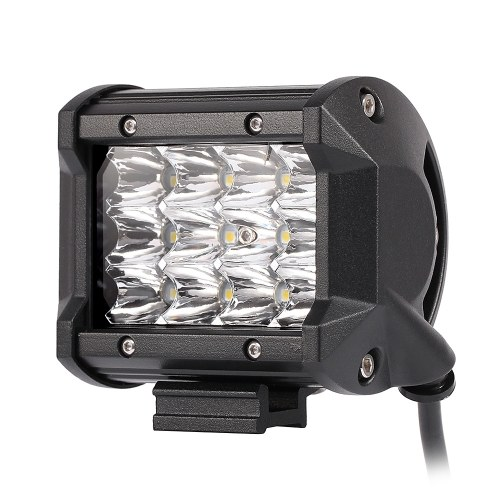 4 inch Spot Flood 39W 3900LM Car SUV Led Work Light