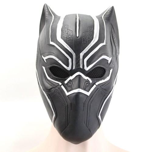 Popular Movie Superhero Figure Panther Mask