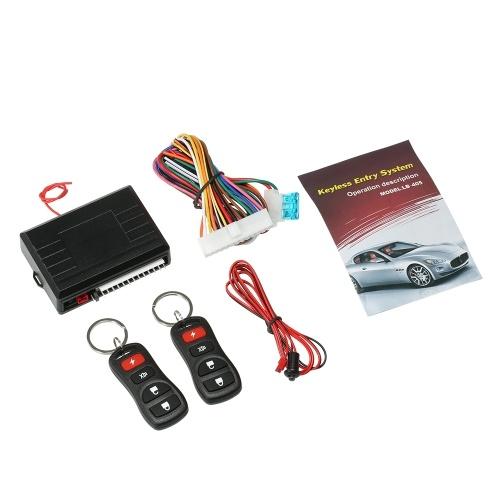 Car Door Lock Keyless Entry System