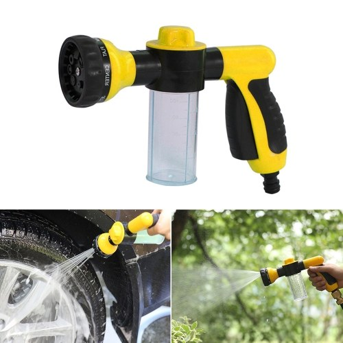 Foam Sprayer Garden Water Hose Foam Nozzle