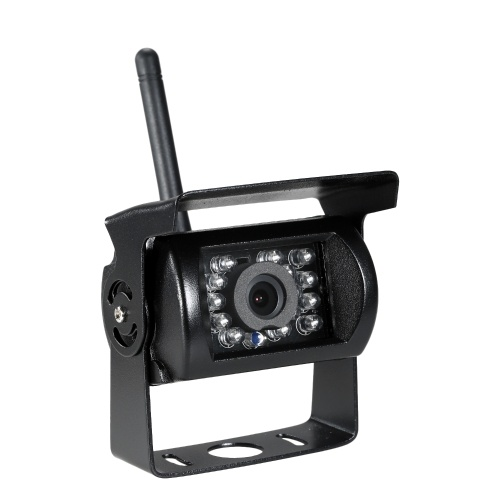 """Dual Wired Rear View Backup 4-Pin Waterproof Camera Night+7/""""Monitor for RV Truck"""