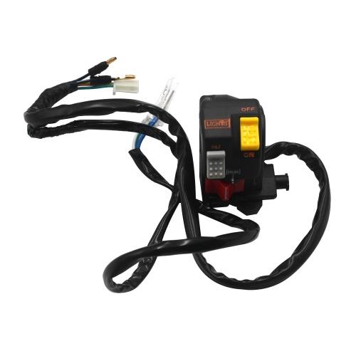 Apto para Honda TRX 300 FW Interruptor de apagado de luz de arranque Atv NUEVO