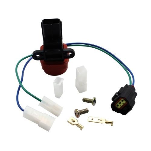 Первый инерционный выключатель Датчик столкновения в автомобиле Стандартное зажигание Электрический топливный насос