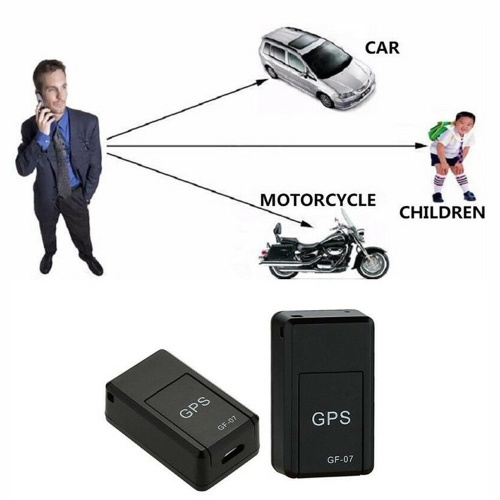 Miniature Magnetism GPS Tracker GSM-GPRS Real Time Tail After Location Auto Tracker