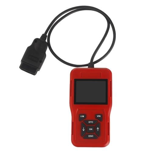 OBDII Scanner Code Reader Car Diagnostic Scanner Engine Fault Code Reader Detector Auto Vehicle Scan Tool