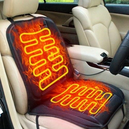 Автомобиль Ван Авто с подогревом Мягкая подушка горячее сиденье подушка крышка теплее 12 В
