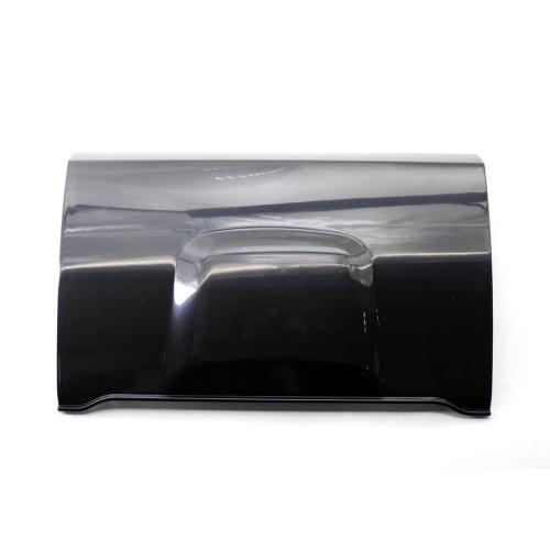 Repuesto de tapa de remolque de parachoques trasero negro para Mercedes-Benz ML W163 1998-2005 A1638801105